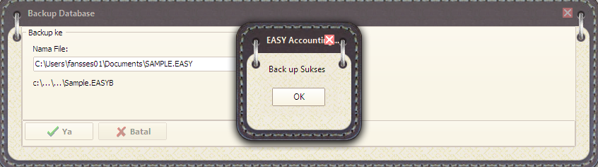 sukses-backup