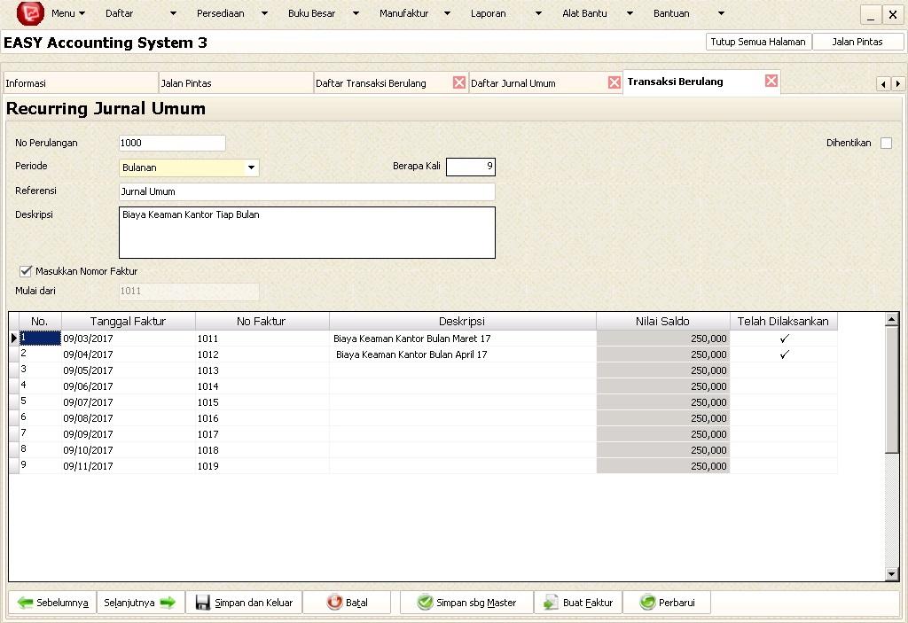 software akuntansi no.1 di indonesia dengan fitur import