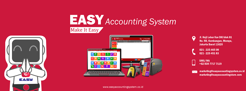 pakai easy accounting system