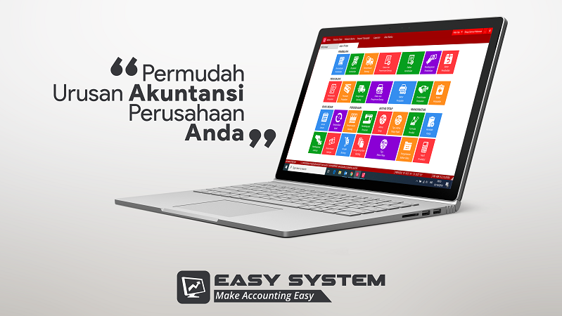 alasan ganti software akuntansi ke EASY 5 - user friendly