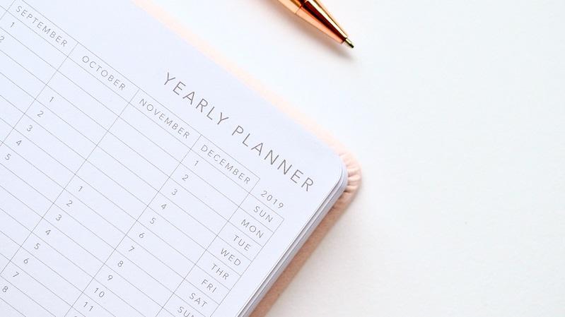 resolusi keuangan 2020 - rencana bulanan