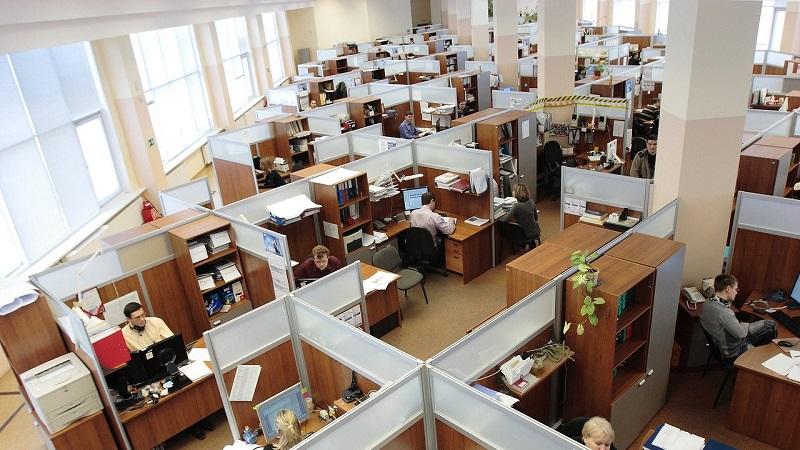 Easy 5 Software Akuntansi Mudah - Ilustrasi Kantor